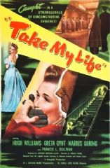 Take My Life 1947 DVD - Hugh Williams / Greta Gynt